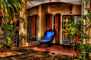 Bar Photo Originals - Quiet Little Corner by Arnie Goldstein