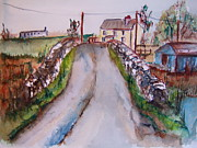 Famous Bridge Originals - Quiet Man Bridge by Elaine Duras