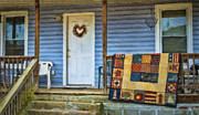 Kathy Jennings - Quilt On The Front Porch