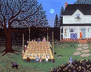 Moonlight Art - Quilting in the Country by Linda Mears