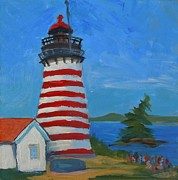 Francine Frank - Quoddy Head Light I