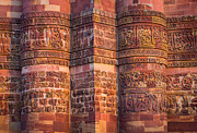 Inge Johnsson - Qutab Minar Detail
