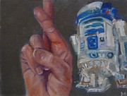 Jessmyne Stephenson - R is for R2D2
