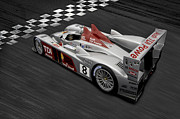Champion Prints - R10 Le Mans Print by Peter Chilelli