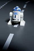 R2-d2 Print by Samuel Whitton