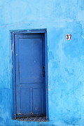 Rabat Photos - Rabat - Blue by Olivier Ghettem