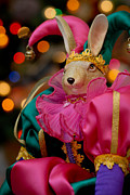Statue Photos - Rabbit Court Jester by Amy Cicconi