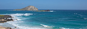 Makapuu Prints - Rabbit Island Panorama Print by Brian Harig