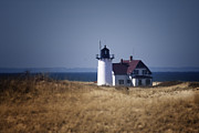 Cape Cod Lighthouses Framed Prints - Race Point Light Framed Print by Dapixara Art