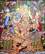 Radheshyam Print by Jayashree