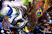 Cindy Nunn - Radiant Peacock