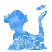Tuan HollaBack - Radical Dreamers Logo