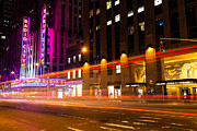 City Photography Digital Art - Radio City by Clay Townsend