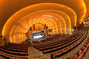 Art Of Building Prints - Radio City Music Hall V Print by Clarence Holmes
