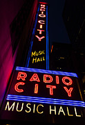 Thomas P - Radio City New York