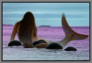 Sirena Photo Acrylic Prints - Radne Acrylic Print by Julia Moral