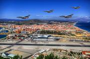 English Landscapes - RAF Gibraltar