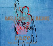 Rage Against The Machine Print by Dan Sproul