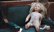 Doll Photo Originals - Raggedy Doll by David Resnikoff