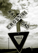 Janice Woodring - Rail Crossing