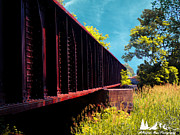 J Michael Mann - Rail Road Bridge