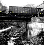 Amy Sorrell - Railroad Bridge