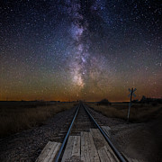 Aaron J Groen - Railroad Crossing