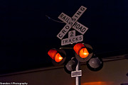 Brandon Hughes - Railroad Crossing