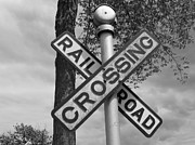 Michael Krek - Railroad Crossing