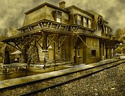 Dave Hrusecky - Railroad station