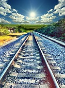 Carlos Avila - Railroad to Heaven