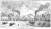 Destiny Drawings Prints - Railroading - Construction Print by Granger