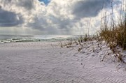 Pensacola Beach Prints - Rain in the Forecast  Print by JC Findley