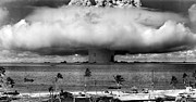 Atomic Bomb Photos - Rain of Ruin by Benjamin Yeager