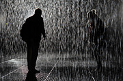 Installation Art Art - Rain room 2 by Yanice Idir