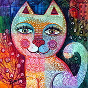 Oxana Zaika - Rainbow cat