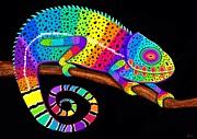 Nick Gustafson - Rainbow Chameleon