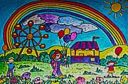 Monica Engeler - Rainbow Fair