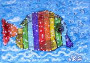 Kathy Marrs Chandler - Rainbow Fish
