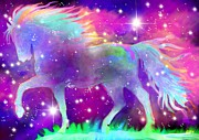 Nick Gustafson - Rainbow Ghost Stallion