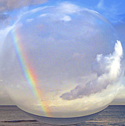 Jerome Stumphauzer - Rainbow in a Bubble