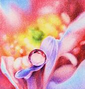 Rainbow Print by Natasha Denger