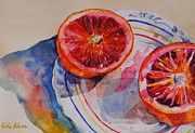 Celia Blanco - Rainbow Oranges