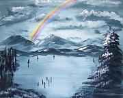 Topher Essex - Rainbow Over Canal