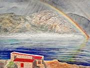 Michael Durst - Rainbow Over Hermanus
