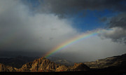 Alan Socolik - Rainbow Over Red Rock...