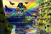 Rebecca Phillips - Rainbow Temple V.3...
