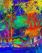 Bill Zielinski - Rainbow Trees