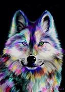 Nick Gustafson - Rainbow Wolf