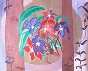 Manju Ganna - Rainforest flowers